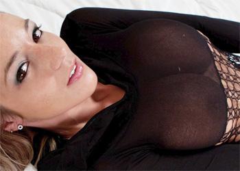Nikki Sims Mesh Hoodie