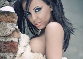 Nikoleta Lozanova Sexy Model