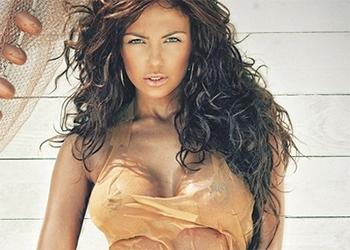 Nikoleta Lozonova sexy
