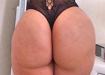 Nina Kayy Thick Tits and Ass