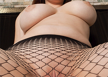 Noelle Easton Just Fishnet