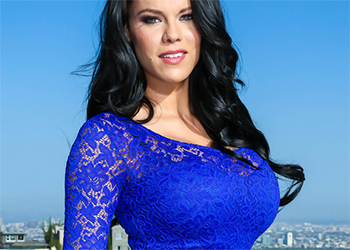 Peta Jensen Blue Dress Melons