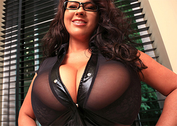 Rachel Aldana Spectacles and Titties