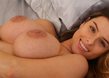 Rae Busty In Bed