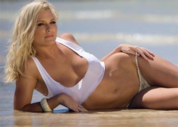 Rebecca Sioux Sexy Model