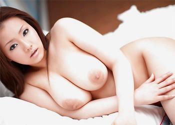 Rika Aiuchi Busty Asian