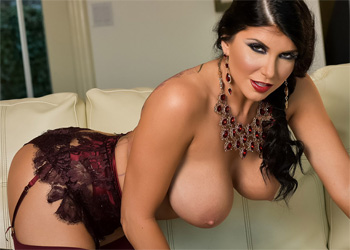 Romi Rain Nude In The Living Room