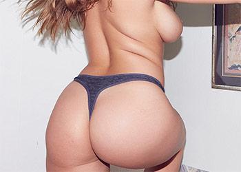 Sabine Jemejanova ass