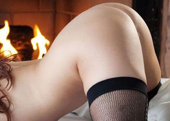 Sabrina Maree Fireplace