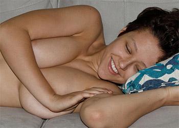 Sabrina Nichole exercise