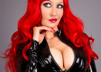 Saffron Taylor Fiery Redhead