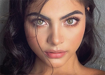 Sara Orrego sexy eyes