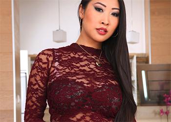 Sharon Lee Asian Stripper