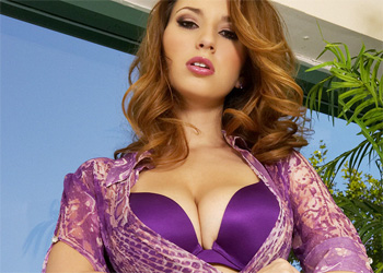 Shay Laren All Purple Danni