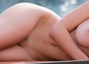 Shay Laren Poolside Desire