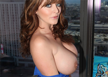 Sophie Dee Real Tight Blue Dress