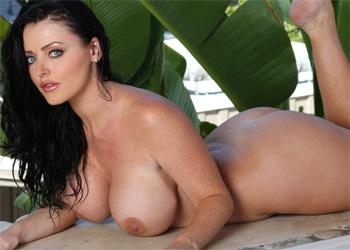 Sophie Dee Jaguar Thong Bikini Riot