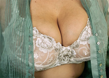 Sophie Mei Lace Breasts