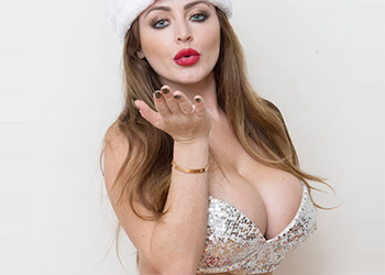 Sophie Dee Busty Holiday