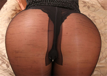 Stacey Robyn Tight Black Dress Only Tease