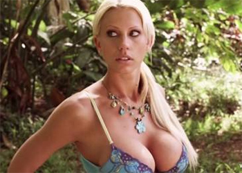 Tanya James Sexy Model