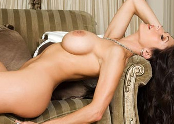 Taya Parker White Dress Strip
