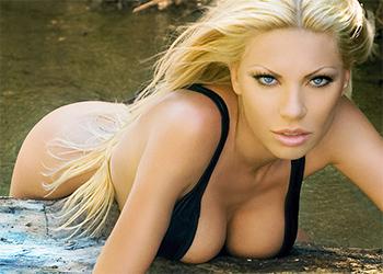 Theofania Sexy Model