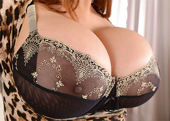 Tigerr Benson Busty In Lace