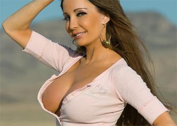 Tina Marie Sexy Model