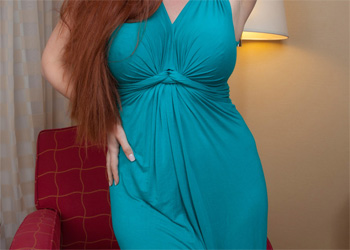 Titania Green Dress Cosmid