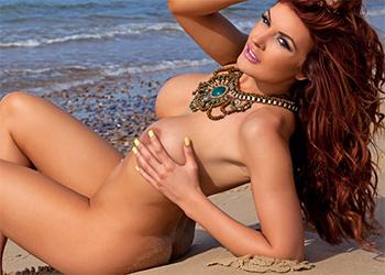 Tommie Jo Big Tits String Bikini Photodromm