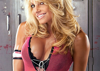 Trish Stratus Busty Beauty