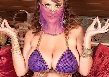 Valory Irene Belly Dancer