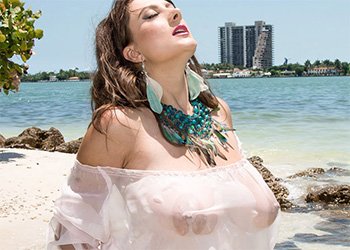Valory Irene wild naked vacation