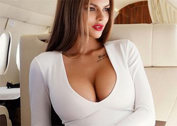 Viki Odintcova sexy babe
