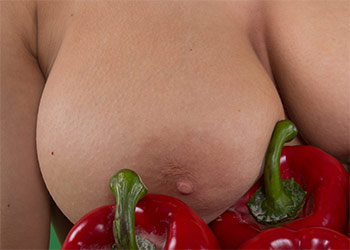 Viola Bailey sexy pepper